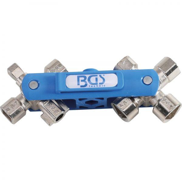 """BGS Universalschlüssel """"""""SuBMaker Quadro 10 in 1"""""""""""