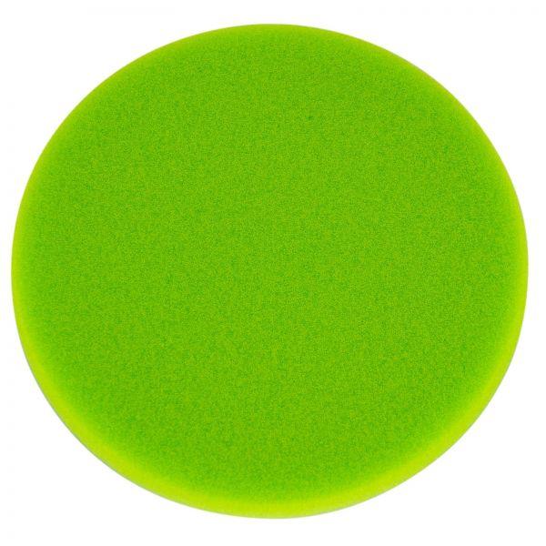 ZviZZer Edge Polierpad Polierschwamm Polierscheibe neongrün ultrasoft 150/12 mm
