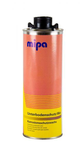 MIPA Unterbodenschutz Wax Korrosionsschutzwachs Steinschlagschutz 1 L Liter