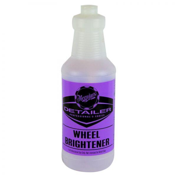 3M Zubehörflasche Sprühflasche Flasche 945 ml Wheel Brightener 1 Stk