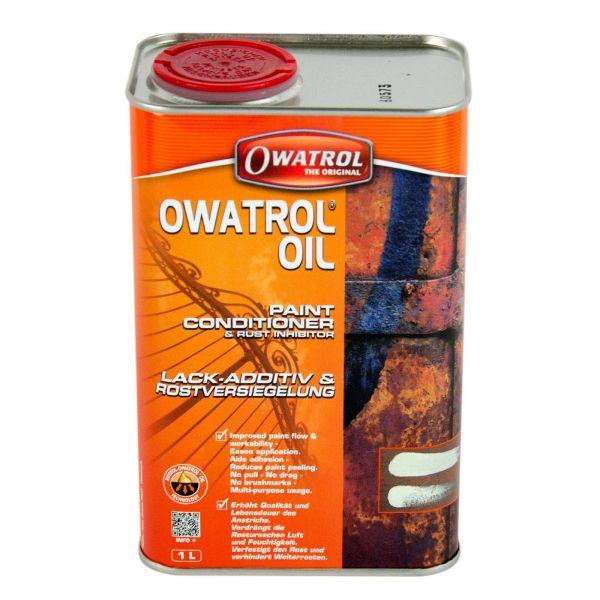 OWATROL Oil Öl Kriechöl Rostversiegelung Rostschutz Holzschutz 1 L Liter