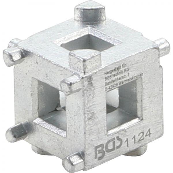 """BGS Bremskolben-Rückdrehwürfel 10 mm (3/8"""""""")"""