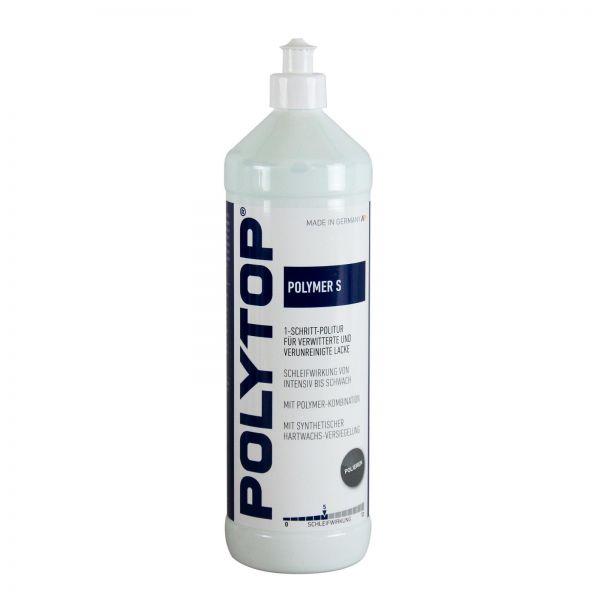 POLYTOP Polymer S 1-Schritt-Politur Schleifpolitur mit Versiegelung 1 L Liter