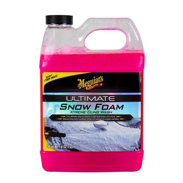 MEGUIAR'S MEGUIARS Ultimate Snow Foam Xtreme Cling Wash Auto Shampoo 946 ml