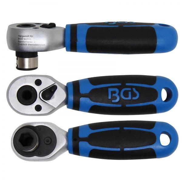 "BGS Bit-Knarre Abtrieb Innensechskant 10 mm (3/8"""")"