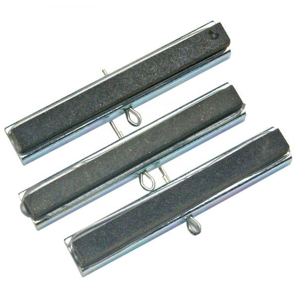 BGS Ersatzbacken für Honwerkzeug Art. 1156 Backen 50 mm K 220 3-tlg.