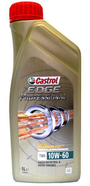 Castrol Edge Professional Tws 10w 60 Titanium Fst Motorol Motorenol