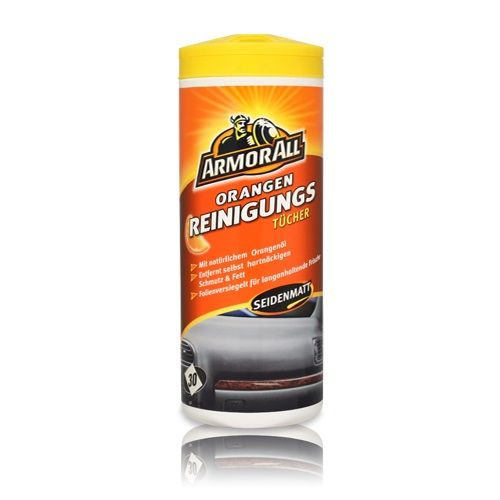 ARMOR ALL Orange Clean Cleaner Reinigungstücher 30 Stk