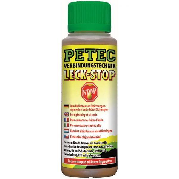 PETEC Leckstop Öldichtmittel Oeldichtmittel Ölverluststop Ölleckstop 150 ml