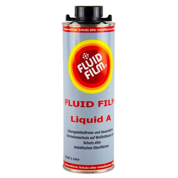 FLUID FILM Liquid A Hohlraumschutz Rostschutz Korrosionsschutz 1 L Liter