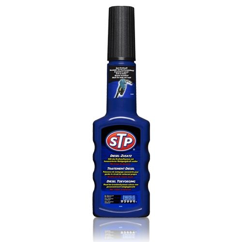 STP Diesel Zusatz Additiv Dieselzusatz 200 ml