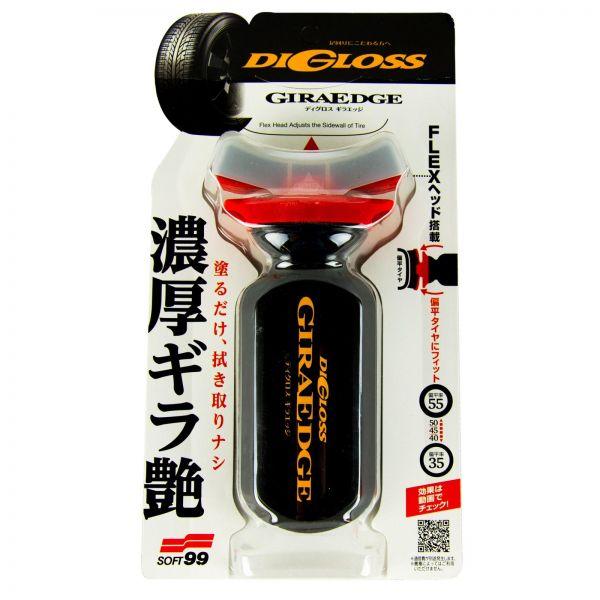 SOFT99 DiGloss Giraedge Reifenwachs Reifenpflege Reifenglanz 70 ml