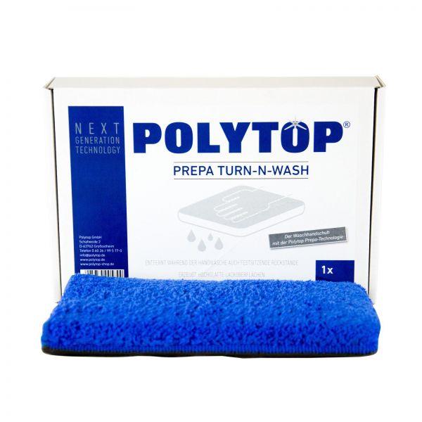 POLYTOP Prepa Turn-n-Wash Waschhandschuh Autowaschhandschuh Handschuh Autowäsche