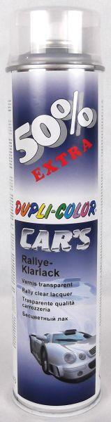 DUPLI-COLOR Car's Cars Rallye-Klarlack Überzugslack glänzend 600 ml