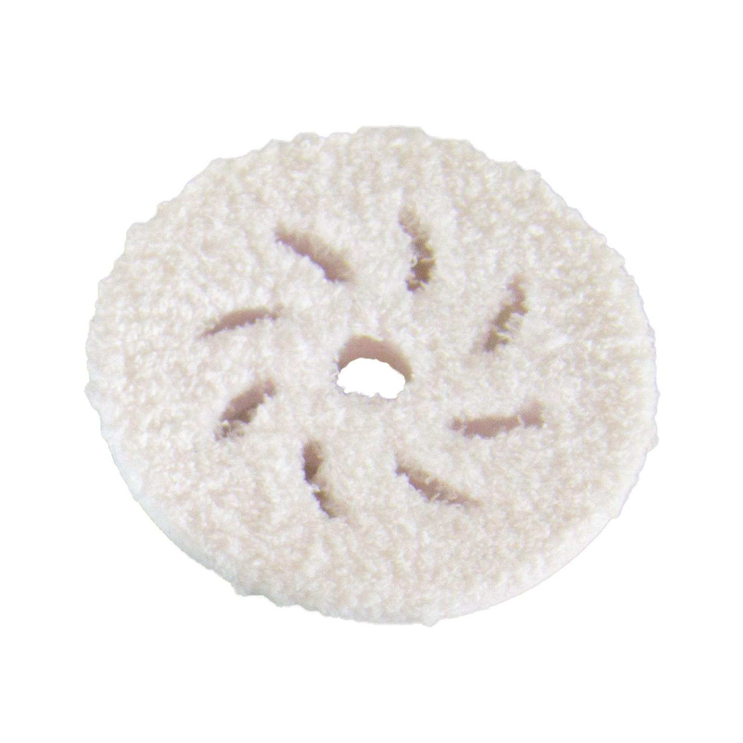RUPES Medium Wool Polishing Pad Polierpad Polierschwamm gelb 130-145mm 1 Stk