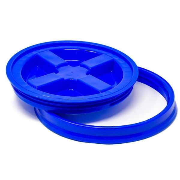 Parts4Care Deckel Blau für Wascheimer Eimer Putzeimer Autowascheimer 18,9 L Liter
