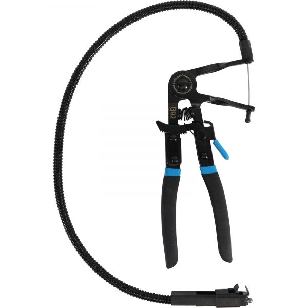 BGS Schlauchklemmenzange semi-flexibel 850 mm 18 - 54 mm