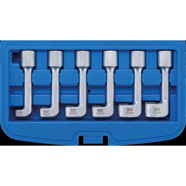 "BGS Spezial-Steckschlüssel-Satz Innenvierkant 12,5 mm (1/2"""") SW 12 - 19 mm"