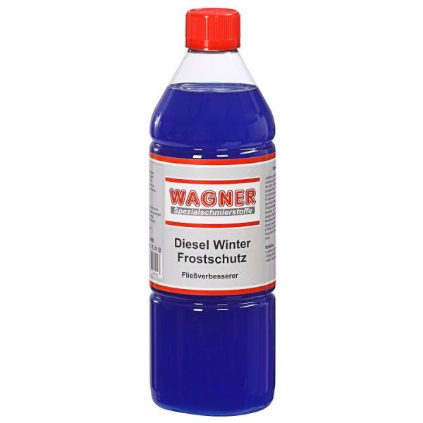 WAGNER SPEZIALSCHMIERSTOFFE Diesel Winter Frostschutz Kälteschutz 1 L Liter