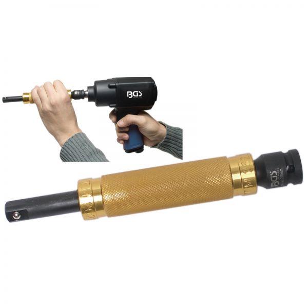 """BGS Kraft-Verlängerung mit kugelgelagertem Griff 12,5 mm (1/2"""""""") 200 mm"""