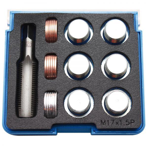 BGS Reparatursatz für Öl-Ablass-Gewinde M17 x 1,5 mm