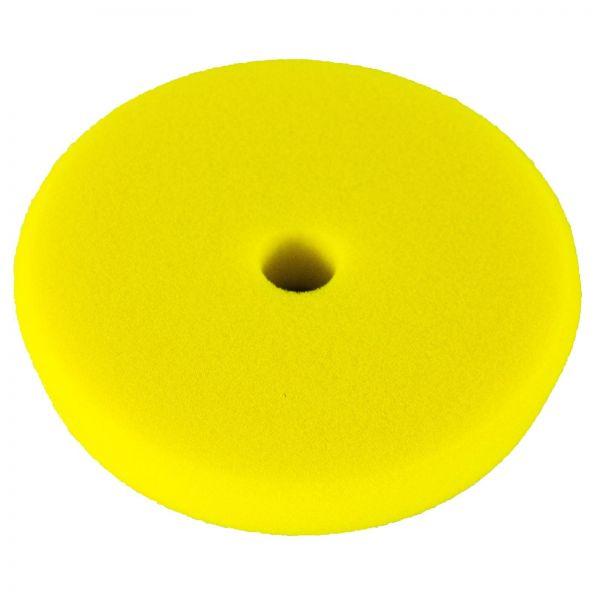 """ZviZZer Polierpad """"Trapez"""" Polierschwamm Polierscheibe gelb soft 165/15 mm"""