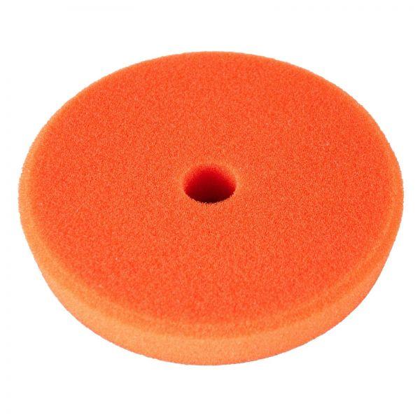 """ZviZZer Polierpad """"Trapez"""" Polierschwamm Polierscheibe orange medium 165/15 mm"""