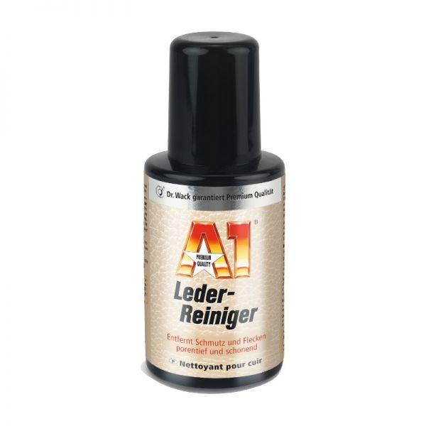 DR. WACK A1 Lederreiniger Leder Reiniger Schmutz- und Fleckenentfernung 250 ml