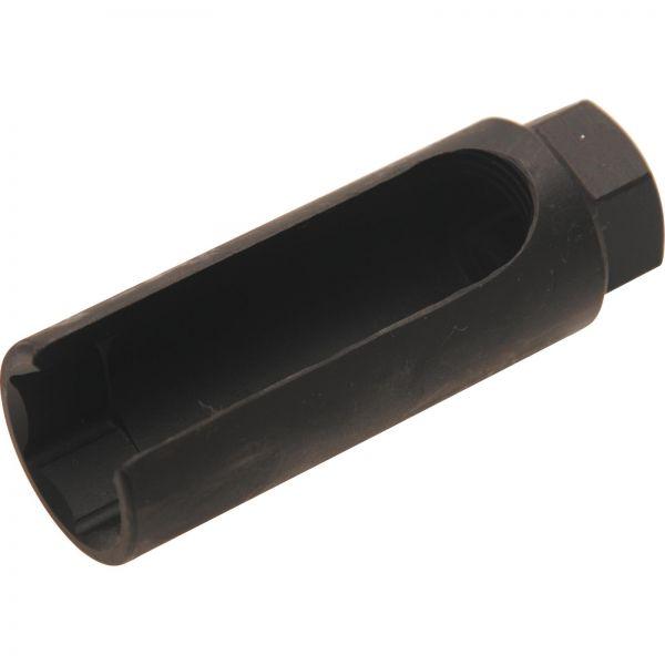 """BGS Lambdasonden-Einsatz Innenvierkant 12,5 mm (1/2"""""""") SW 22 mm"""