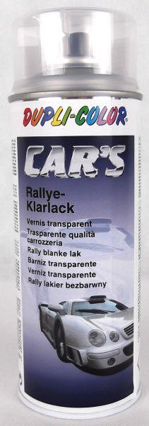DUPLI-COLOR Car's Cars Rallye-Klarlack Überzugslack glänzend 400 ml