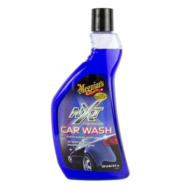 MEGUIAR'S MEGUIARS NXT Generation Car Wash Polymer Shampoo Autoshampoo 532 ml