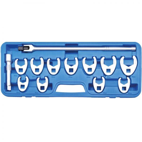 """BGS Hahnenfußschlüssel-Satz 12,5 mm (1/2"""""""") SW 20 - 32 mm 13-tlg."""