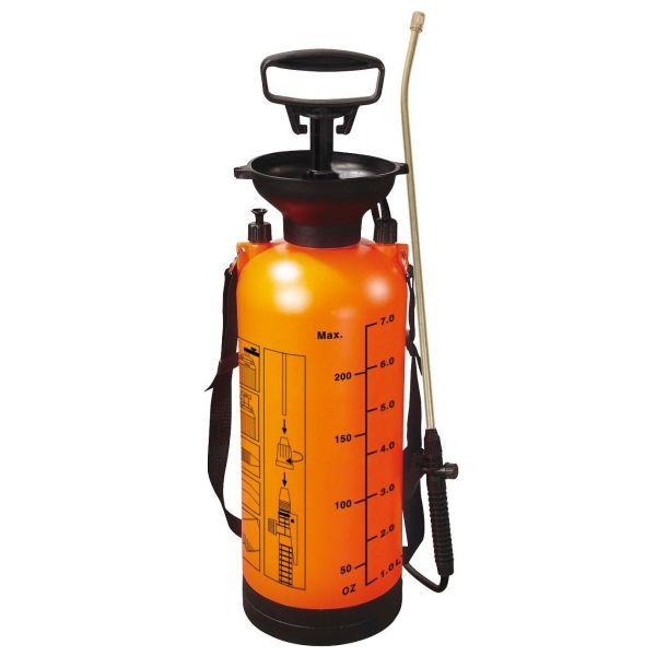 KS TOOLS Druckpumpzerstäuber Sprühflasche Zerstäuber 7 Liter