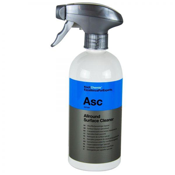 KOCH CHEMIE Asc Allround Surface Cleaner Spezial Oberflächenreiniger 500 ml