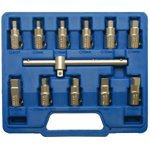 BGS Universal-Öldienst-Schlüssel-Satz 12 tlg.