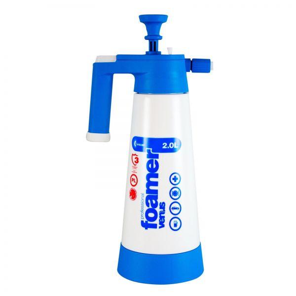 KWAZAR Venus Super Foamer Cleaning Pro+ Viton Sprühflasche Kunststoffflasche 2 L