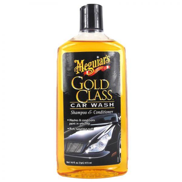 MEGUIAR'S MEGUIARS Gold Class Shampoo Autoshampoo Autopflege 473 ml