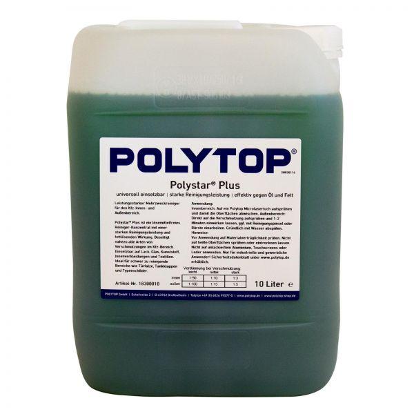 POLYTOP Polystar Plus Mehrzweckreiniger Universalreiniger Universal Reiniger 10L