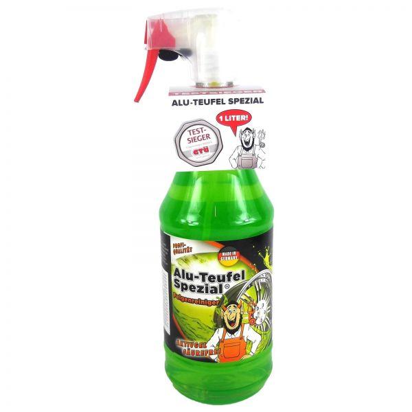 TUGA Alu-Teufel Felgenreiniger Felgenreinigung Reiniger Gel 1 L Liter