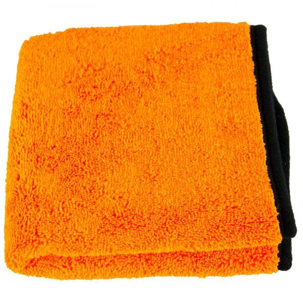 LIQUID ELEMENTS Orange Baby Trockentuch Mikrofasertuch 800 GSM 40 x 60 cm
