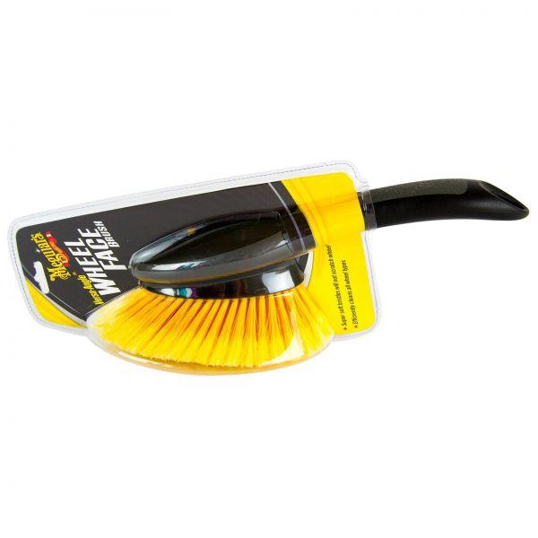 MEGUIAR'S MEGUIARS Versa-Angle Wheel Face Brush Felgenbürste Bürste 1 Stk