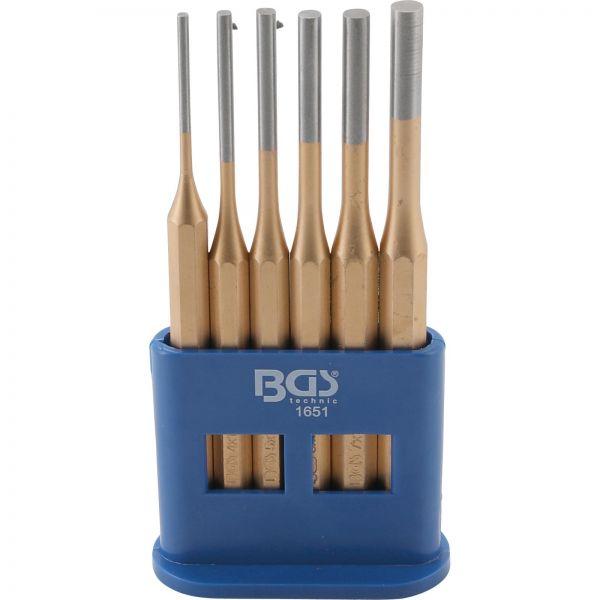 BGS Splintentreiber-Satz 150 mm 3 - 8 mm 6-tlg.