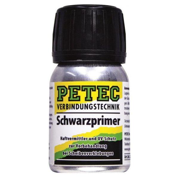 PETEC Schwarzprimer Primer Kleber Scheibenkleber Klebstoff Haftvermittler 30 ml