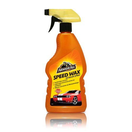 ARMOR ALL Speed Wax Spray Politur & Wachs 500 ml