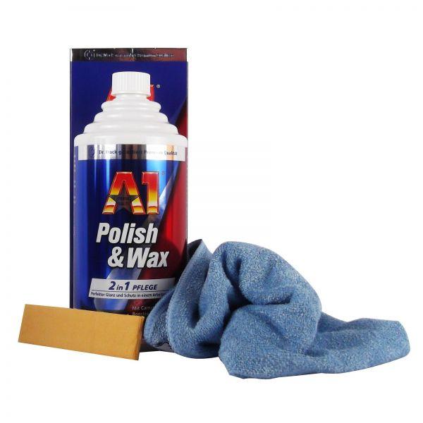 dr wack a1 polish wax politur wachs lackpolitur 500. Black Bedroom Furniture Sets. Home Design Ideas