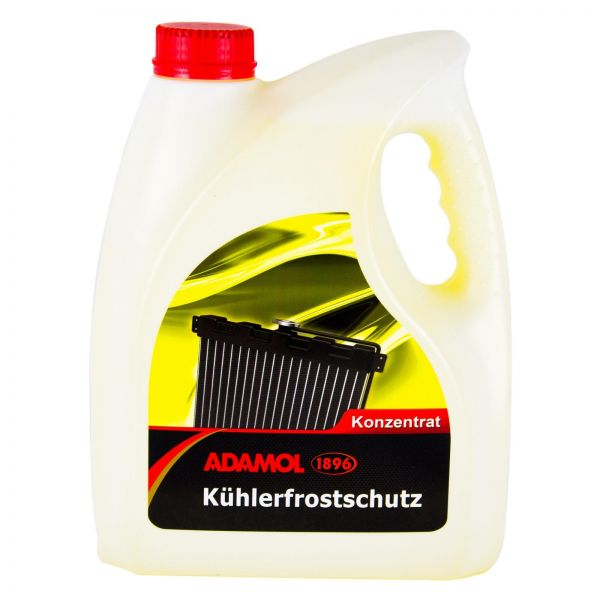 ADAMOL 1896 Kühlerfrostschutz Kühlerschutz Frostschutz Kühler 3 L Liter