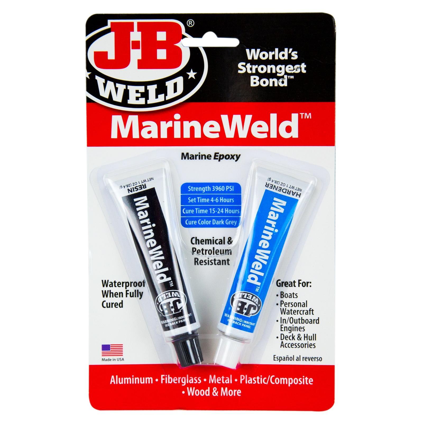 jb weld marineweld 2 komponenten kleber klebstoff bootskleber wasserfest 2x 28 g parts4care. Black Bedroom Furniture Sets. Home Design Ideas